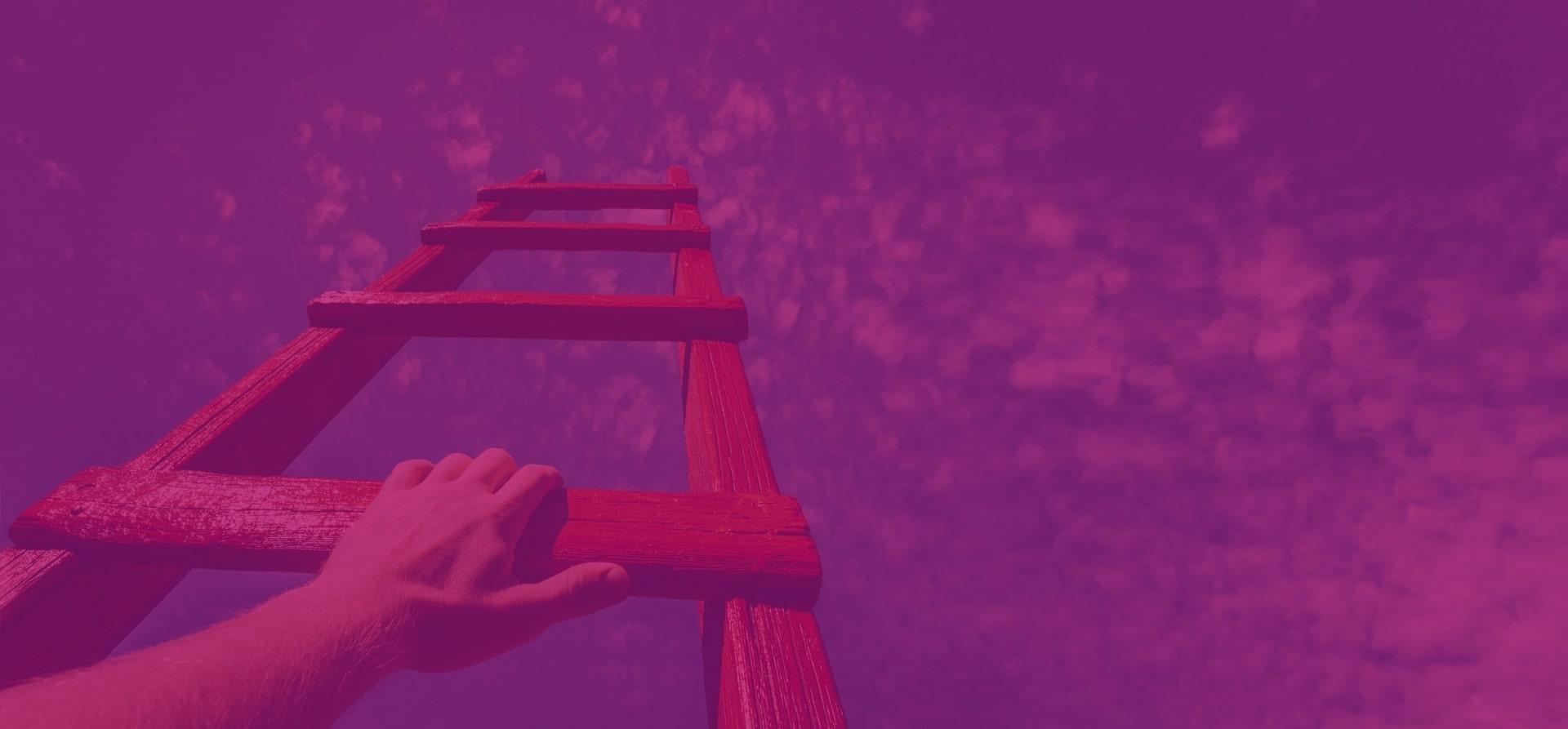 Can You Improve Your Career Without Climbing The Ladder article